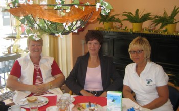 Besuch bei der Frauenunion