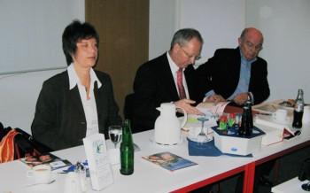 die Referentin Claudia Gersdorf